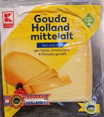 Gouda Holland mittelalt - Prodotto - de