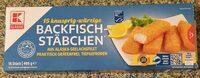 Backfischstäbchen - Produkt - de