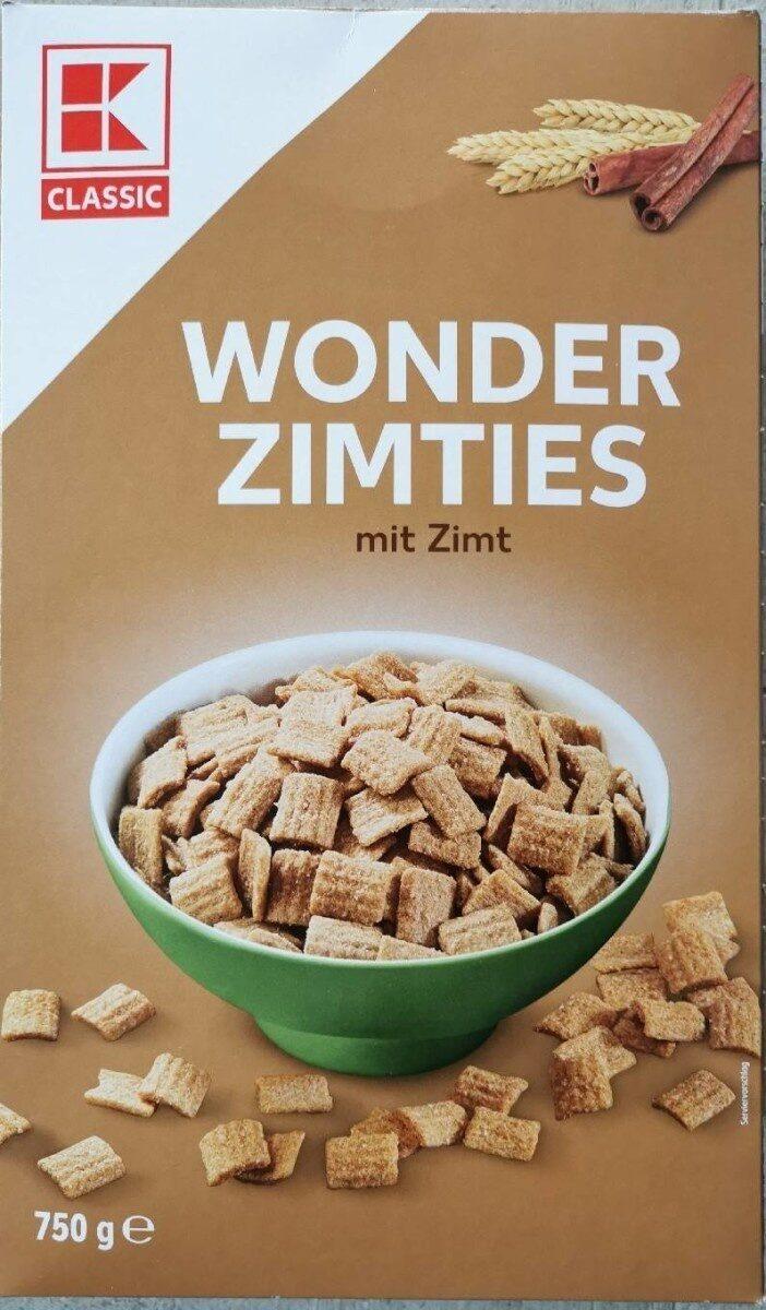 Wonder Zimties - Produit - de