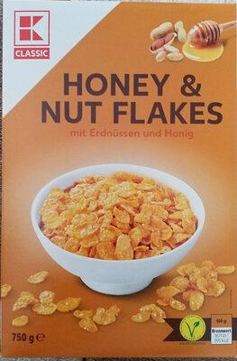 Honey & Nut Flakes - Product - de