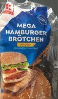Mega Hamburger Brötchen - Produit