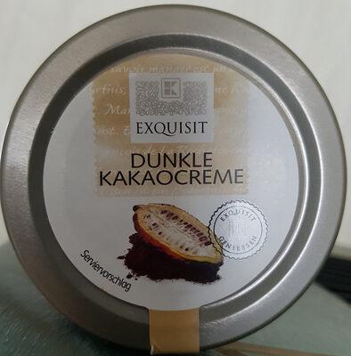 dunkle Kakaocreme - Product - de