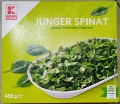 Junger Spinat - Prodotto - de