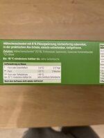 Deutsche Hähnchenschenkel mit 8% Flüssigwürzung - Zutaten - de
