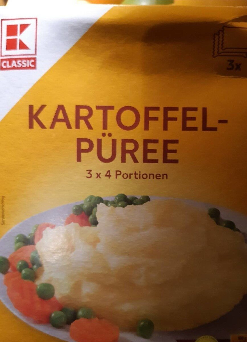 Kartoffelpüree - Produkt - de
