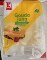 Gouda jung - Produit - fr