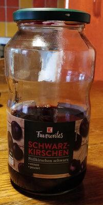 Schwarzkirschen Süßkirschen schwarz - Produkt - de