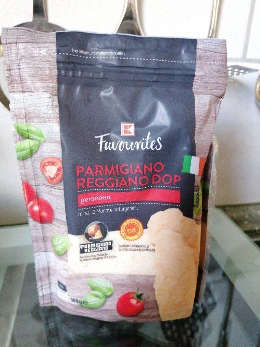 Kaufland Favourites Parmegiano Reggiano DOP - Produkt - de