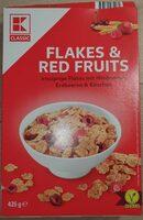 Flakes & Red Fruits - Produkt - de