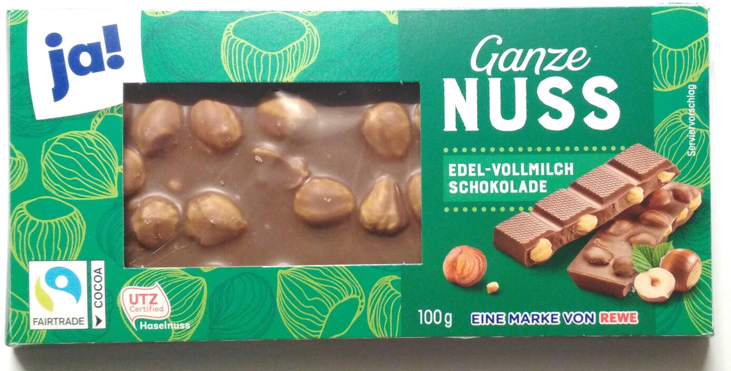 Ganze Nuss - Product - de