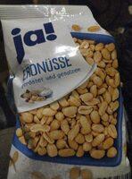 JA! Erdnuesse - Product - de