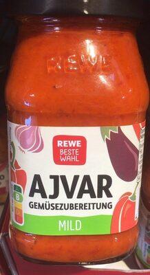 Ajvar mild - Produit
