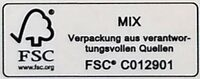 Vanille-Sahnecreme auf Apfel-Karamell Kompott - Recycling instructions and/or packaging information - de