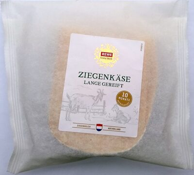 Ziegenkäse - lange gereift - Produkt - de