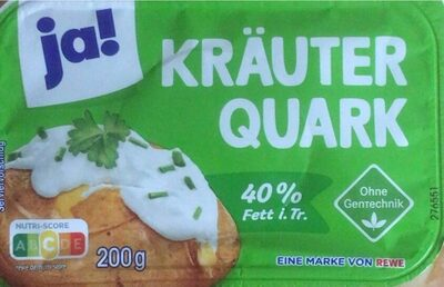 Kräuterquark - Produkt