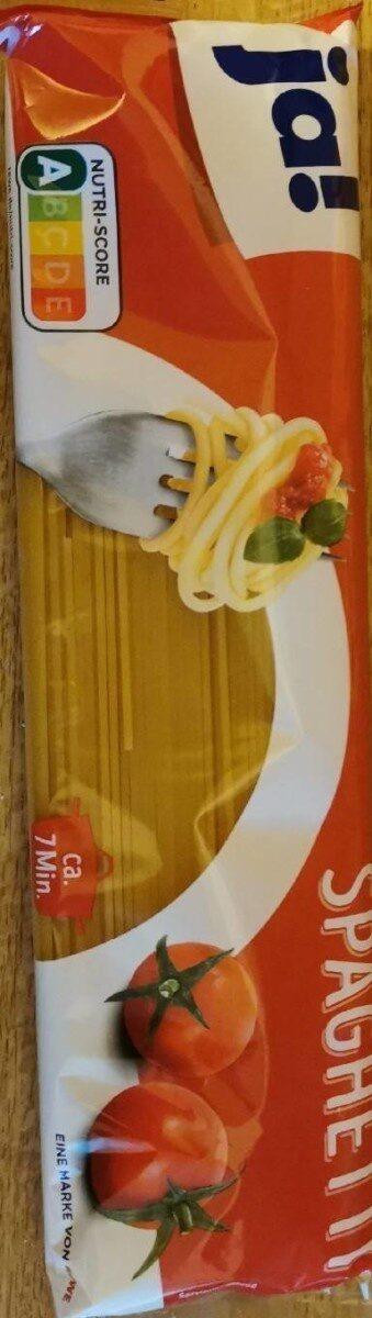 Spagetti - Produkt - de