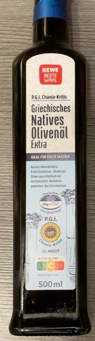 Griechisches Natives Olivenöl Extra - Prodotto - de