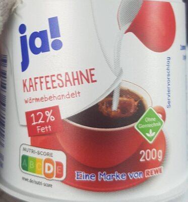 Kaffesahne - Prodotto - fr