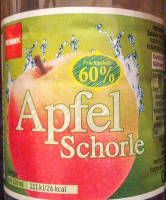 Apfel Schorle - Product