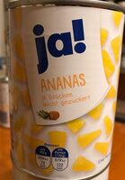 Ananas (in Stücken) - Produkt - de