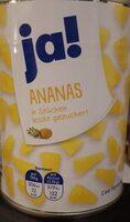 Ananas in Stücken - Produit - de