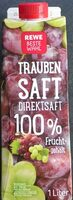 Traubensaft Direktsaft 100 % - Product - de