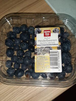Heidelbeeren - Produit - de