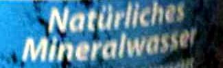 Ja! Natürliches Mineralwasser - Ingredients - de