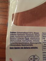 Bierwurst - Produkt - de