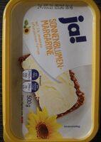 Sonnenblumen Margarine, Mit 5% Anderen Pflanzliche... - Product - de