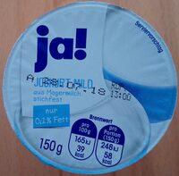 Joghurt Mild aus Magermilch stichfest - Product