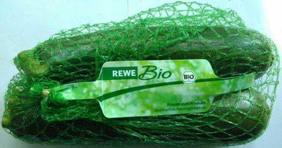 Bio Zucchini - Produkt
