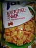Ja! Kartoffel Snack Paprika - Product