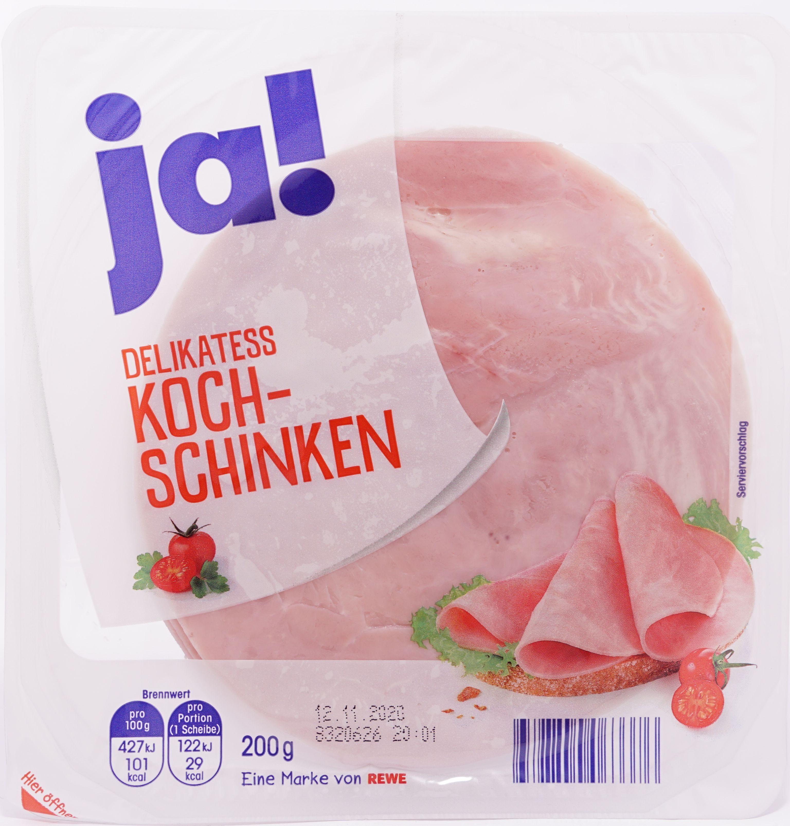 Delikatess Kochschinken - Product - de