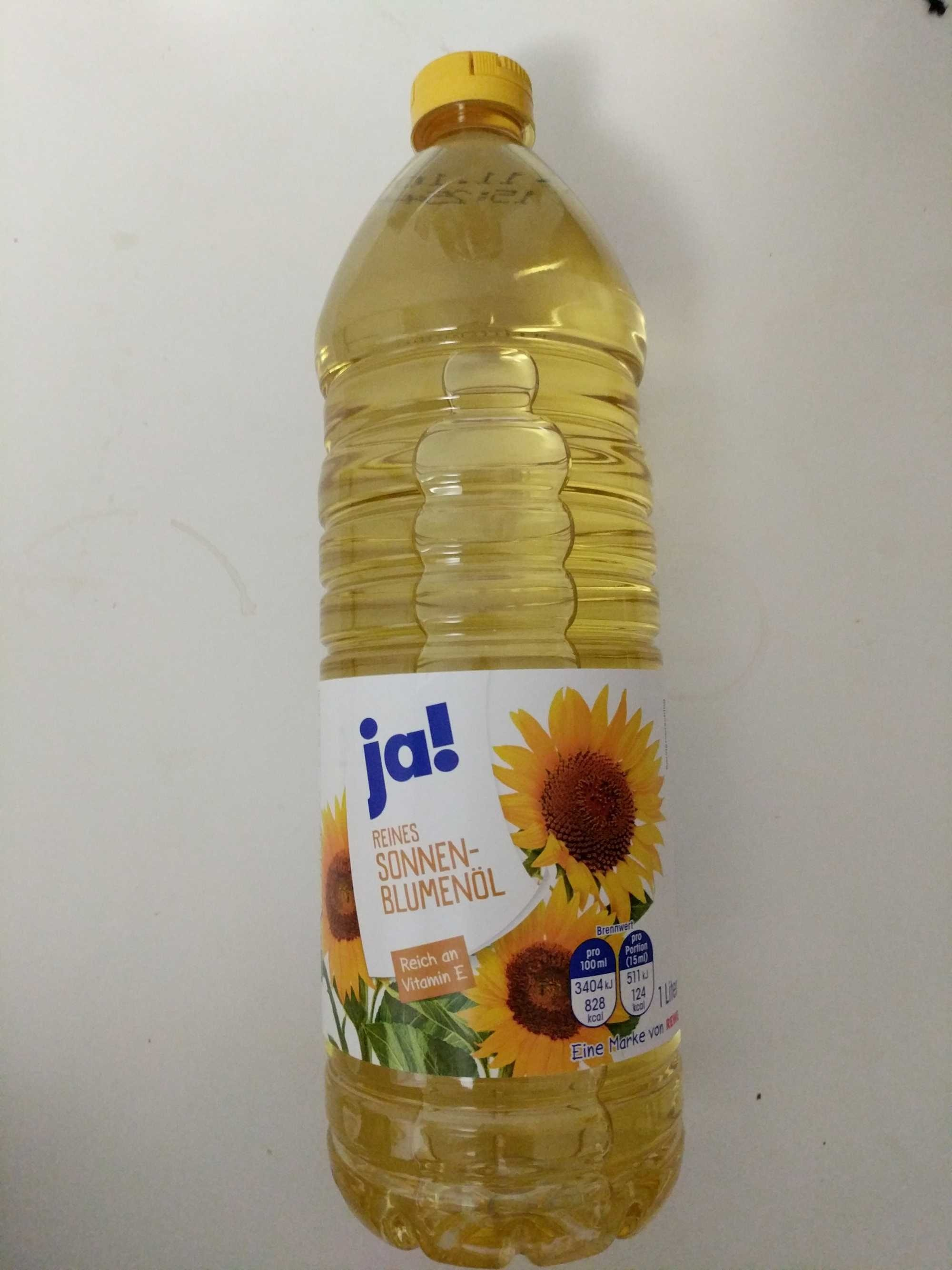 Reines Sonnenblumenöl - Product - en
