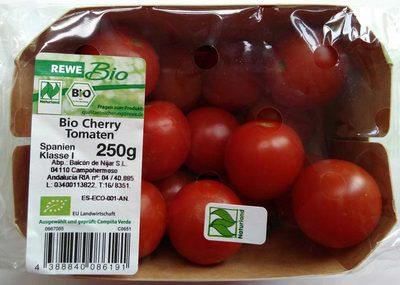 Bio Cherry Tomaten - Produkt