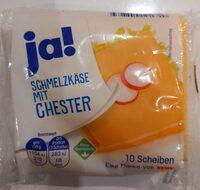 ja! Schmelzkäse mit Chester - Product - de