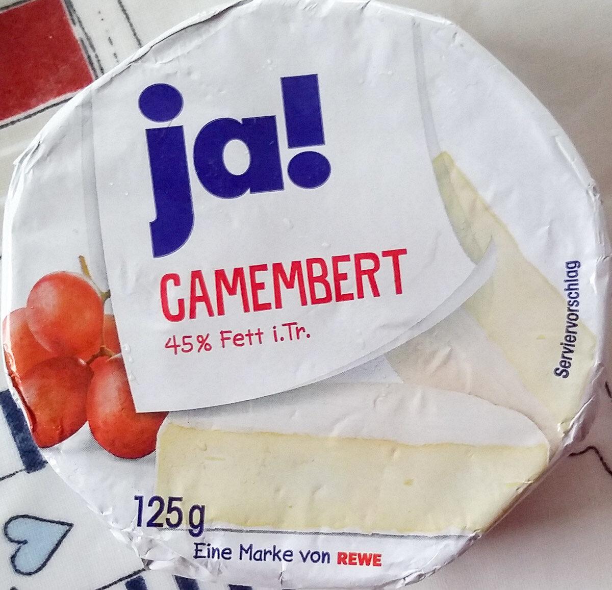 Camembert 45% Fett i. Tr. - Prodotto - de