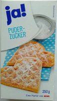 Puderzucker - Product