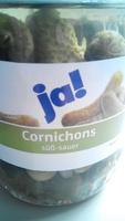 Cornichons süß-sauer - Produkt