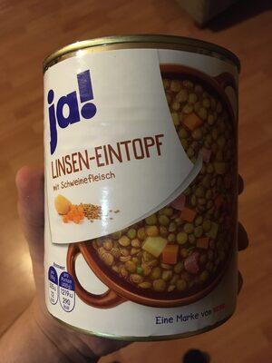 Linsen-Eintopf - Produit - de