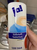 Süßstoff Tabletten - Product - en