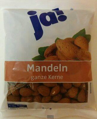 Mandeln ganze Kerne - Prodotto - de