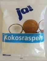 Ja! Kokosraspeln - Produit