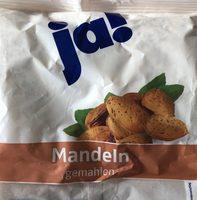 Süße Mandeln - Ja! - 200G - Produit