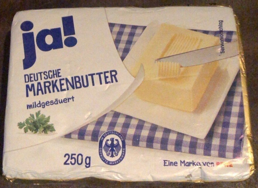 Butter - Product - de