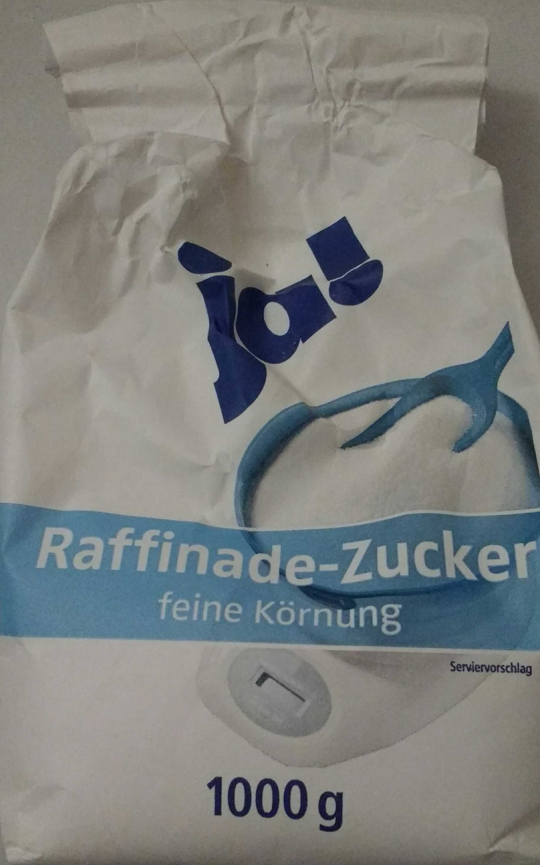 Raffinade-Zucker - 产品