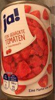 Fein gehackte Tomaten in Tomatensaft - Product - de