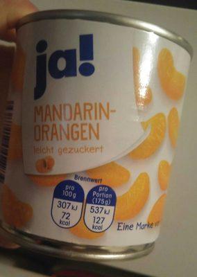 Mandarin-Orangen - Produit