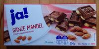 Ganze Mandel - Product